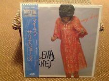"SALENA JONES ""MY LOVE""  VINYL FROM JAPAN 1981, VIJ-28013 IST ISSUE"