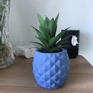 Cement Clay Silicone Pot Mold 3D Pineapple Plant Vase Concrete Planter Molds