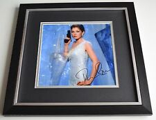Rosamund Pike SIGNED Framed LARGE Square Photo Autograph display James Bond COA