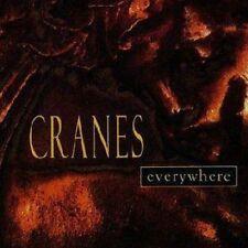 Cranes Everywhere 2 mixes US DJ CD