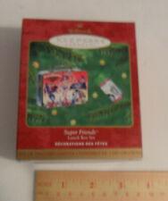 Hallmark Keepsake Super Friends Lunch Box and Thermos ormanent set