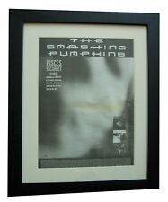 SMASHING PUMPKINS+Pisces+POSTER+AD+RARE ORIGINAL 1996+FRAMED+EXPRESS GLOBAL SHIP