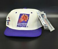 Phoenix Suns Sports Specialties Back Script Vintage Fitted Cap Hat - Size: 7 3/8