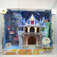 Cinderella Deluxe Castle 18 pc Playset - Animators Collection -  Lights & Sounds