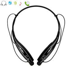 Universal Wireless Bluetooth Headset Stereo Earphone For iPhone Samsung Motorola