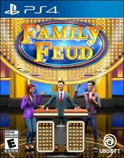 Family Feud for PlayStation 4 [New Video Game] PS 4