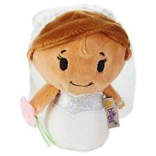 Hallmark Itty Bittys Bride Wedding Plush Soft Toy New With Tags 25476594