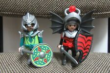 Playmobil - Blister 4912 - Caballeros del Dragon - Medieval - (COMPLETO)