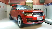 Véhicules miniatures rouge pour Range Rover