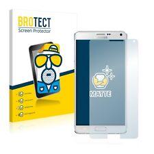 2x Film Protection Mat pour Samsung Galaxy Note 4 Protecteur Ecran