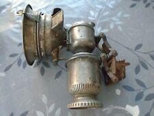 lampe ancienne de velo à carbure marque cicca