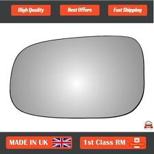 Volvo S40 Mk2 2006-2009 Left Passenger Side Convex wing mirror glass 92LS