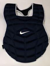 "Nike Vapor Catcher's Chest Protector 18"" Navy Blue /White (PBP428-453) MSRP $200"