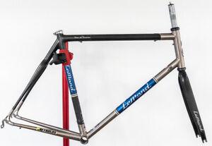 LeMond Tete de Course Carbon / Titanium Road Bike Frame Set
