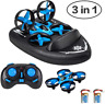 JJRC Mini Drone for Kids/Remote Control Boats for Pools and Lakes/2.4G Four-Axis