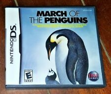 March of the Penguins *USED* (Nintendo DS, 2006)
