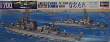 Hasegawa 1/700 JMSDF Oyodo & Sendai Escort Destroyers