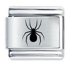 SPIDER - Daisy Charms by JSC Fits Classic Size Italian Charm Bracelet
