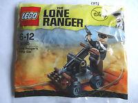 BNIB LEGO LONE RANGER'S PUMP CAR No 30260