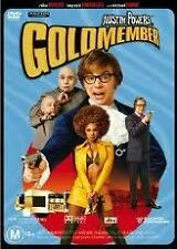 EX RENTAL AUSTIN POWERS GOLDMEMBER DVD BEYONCE MIKE MYERS COMEDY GUARANTEED