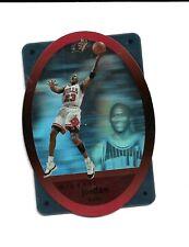1996-97 Upper Deck SPx MICHAEL JORDAN Die Cut Hologram #8--Bulls