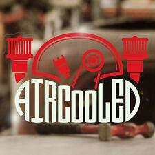 Aircooled Engine Sticker Aufkleber Autocollante Pegatina Cox Käfer Typ 1 2 4 rot