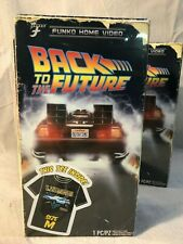 Funko Home Video: Back to The Future Collectible T-Shirt