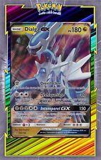 Dialga GX - SL05:Ultra Prisme - 100/156 - Carte Pokemon Neuve Française