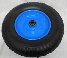 """16"""" Barrow Wheel Tyre PU Solid Air Foam 4.80 / 400 - 8 puncture proof New"""