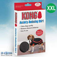 Genuine Kong Anxiety-Reducing Dog Shirt Size XX-Large Calming Vest Coat