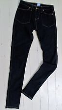 SASS & BIDE Dark Blue JEANS Tomorrow The Great Sz 27 Stretch Denim Skinny Low
