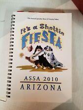 American Shetland Sheepdog Association Dog Show Catalog March 2010