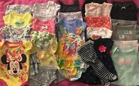 EUC Adorable Baby Girls Fall/winter CLOTHES LOT Outfit Newborn Lot # 3