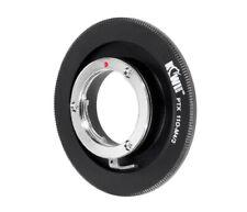 Adaptateur Objectivement pour un Pentax 110 Lentilles à un Micro 4/3 Caméras