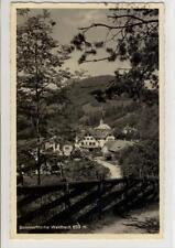 AK Waldbach, Teilansicht, Steiermark, 1940