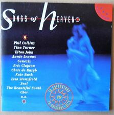 Songs of Heaven - Cher, Chris de Burgh, Lisa Stansfield u.a. - CD