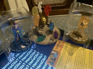 Pandora's Box And All 7 Sin's, Chase Greed, Outsider Unique Super Rare Heroclix