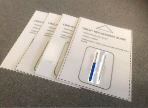Deep Cut Blades, Pack Of 2, For Cricut Machines (See Description) UK Seller