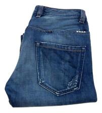 Diesel Paddom Straight Leg Jeans 008BK Waist 29 Leg 32 Button Fly (P1289)