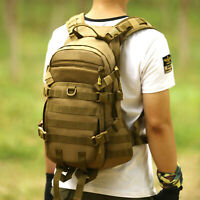 25L Military Tactical Backpack Assault Pack MOLLE Bug Out Bag Army Backpack