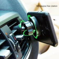 Car Magnetic Air Vent Sticky Mount Holder Stand For Mobile Cell Phone iPhone GPS