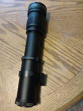 420-800mm f8.3-16 telephoto zoom lens for Nikon D3100 D3200 D5100 D5200 D7000