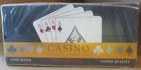 Massa 12 decks of Casino quality playing cards case linen finish whole box NEW