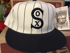 White Sox hat 7&1/2 Cooperstown Green Bottom New Era **NEW OLD STORE STOCK**