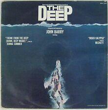The deep 33 Tours John Barry 1977