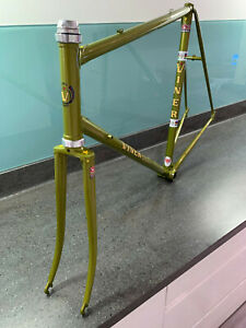 VINER SPECIAL PROFESSIOINAL COLUMBUS SL VINTAGE ROAD FRAME 1980 CAMPAGNOLO MINT