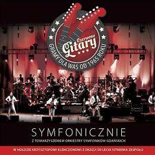 CD CZERWONE GITARY Symfonicznie 50-lecie zespołu