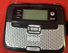 Genuine Radio Shack (12-262)NOAA Public Alert Weather Radio With Power Supply