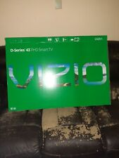 Vizio D series 1080p 43 in Box Only NO TV