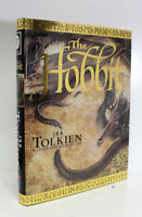The Hobbit by J R R Tolkien Illustrated by Alan Lee 1st Signed 1997 Rings